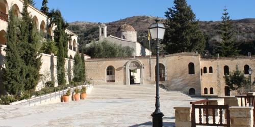 Monastery St Neophytos